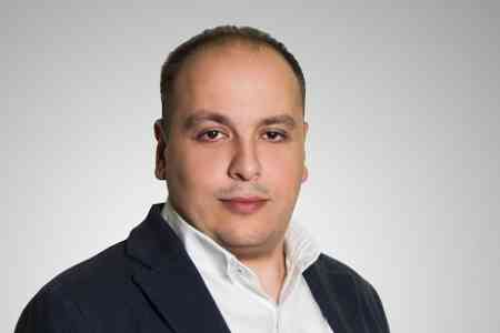 Mher Arakelyan:  Armenia`s payment business has great prospects